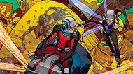 Ant-Man Comeback! Seri Komik Terbaru Rilis Februari 2020