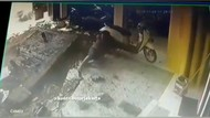 Video Detik-Detik Septic Tank Meledak dan Mengempaskan Korban