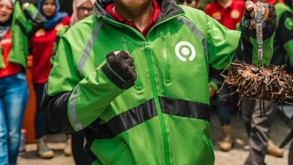Pertegas Posisi Layanan, Gojek Kenalkan #PenjagaAmanah