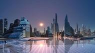 Arab Saudi Mau Bikin Kota, Pembantunya Robot Bukan TKW
