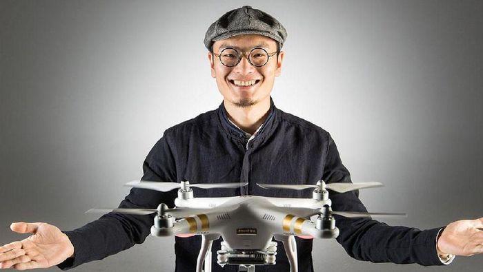 Frank Wang. Foto: Dok. Forbes