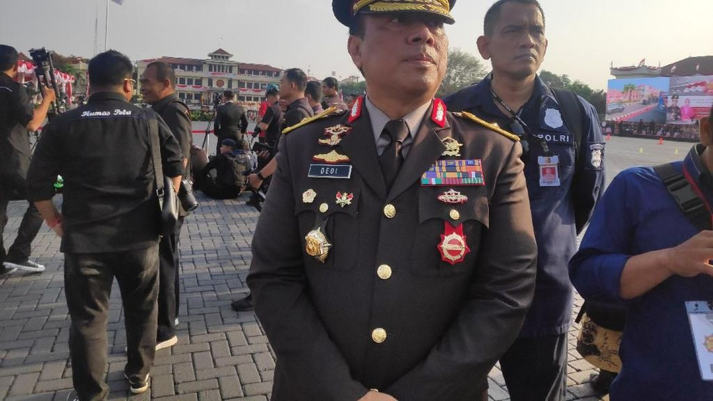 22 Pangkat Polisi Republik Indonesia