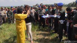 Rekonstruksi Kasus Mayat dalam Karung, Pelaku Cekik Korban