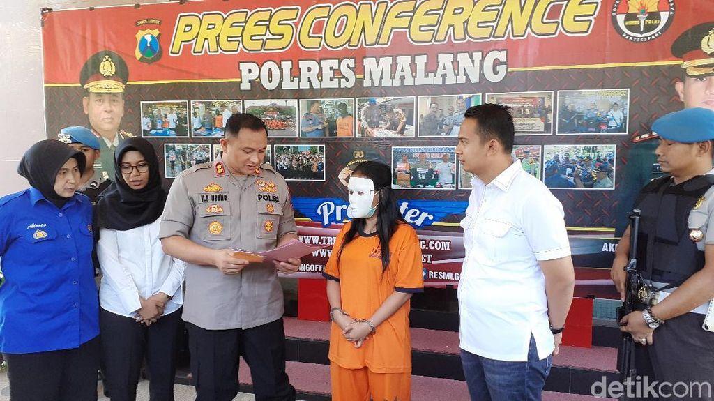 Polisi Malang Bongkar Kasus Prostitusi Anak di Bawah Umur
