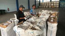 Modus Penyelundupan Ratusan Ribu Batang Rokok Ilegal Via Tol Laut Diungkap