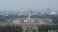 Hari Ini Kualitas Udara Jakarta Terburuk Kedua Dunia