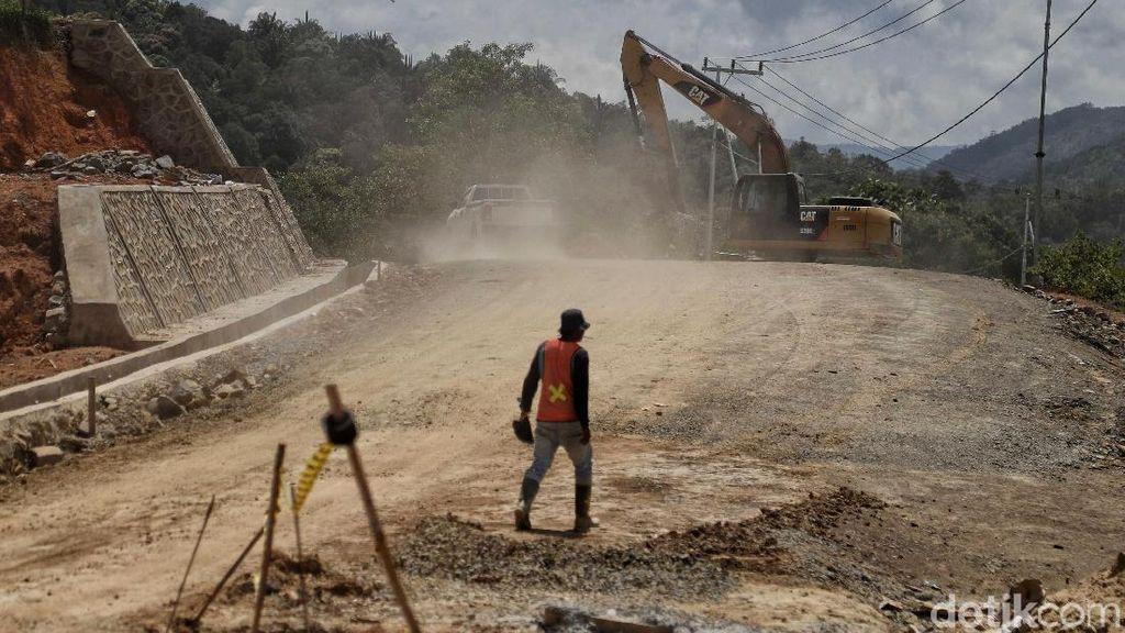 Menengok Pembangunan Infrastruktur di Tapal Batas Indonesia