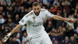 Zidane Minta Prancis Panggil Benzema Lagi, Begini Respons Deschamps