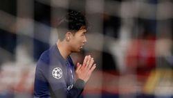 Son Dedikasikan Gol untuk Andre Gomes