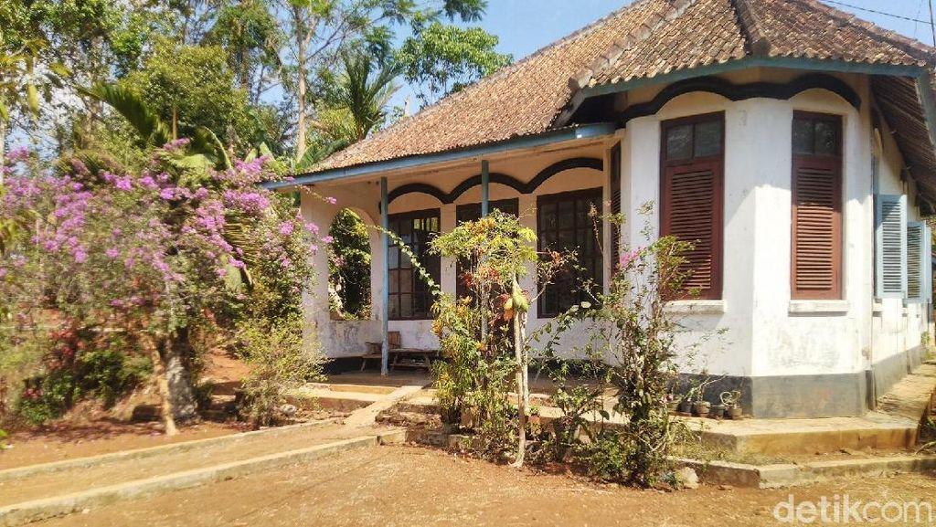 Foto: Rumah Belanda yang Hits di Ciamis