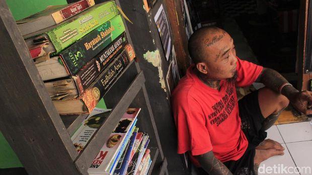 FK XTatto, Rumah Singgah Kaum Marjinal di Bandung Barat