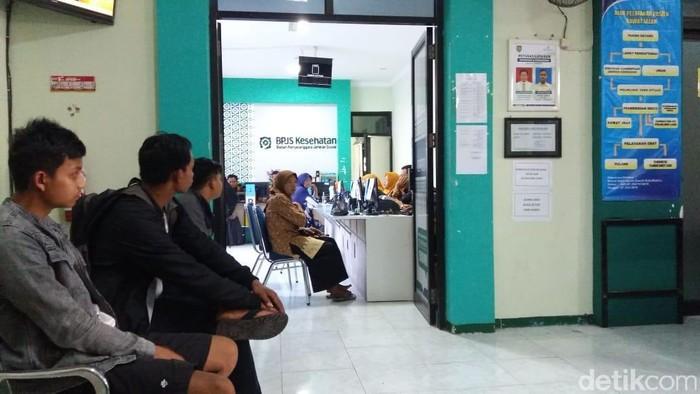 BPJS Kesehatan di RSUD Sogaten Kota Madiun (Sugeng Harianto/detikcom)
