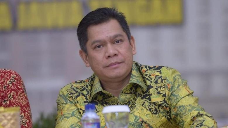 Golkar: Pujian Jokowi Adalah Restu untuk Airlangga