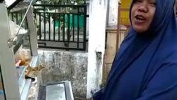 Melengking Tajam! Penjual Sarapan Ini Punya Suara Mirip Sirine