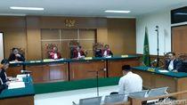 Eks Ketua KONI Kota Tangerang Dituntut 6,5 Tahun Bui