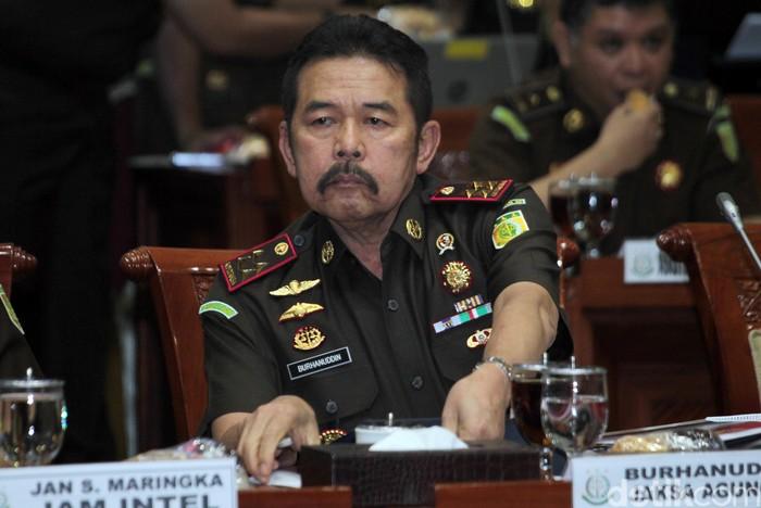 Jaksa Agung ST Burhanuddin (Lamhot Aritonang/detikcom)