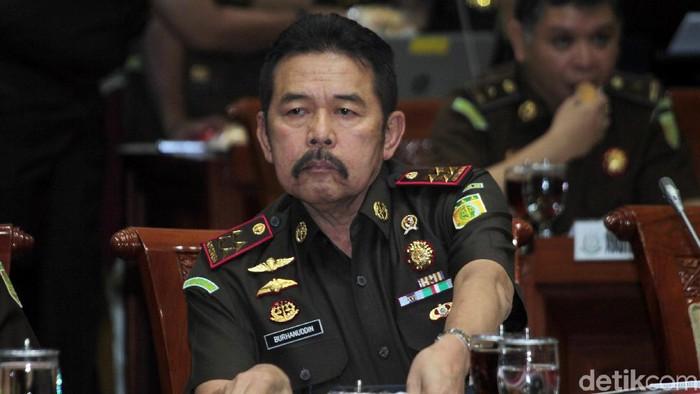 Jaksa Agung ST Burhanuddin (lamhot/detikcom)