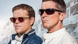 Matt Damon dan Christian Bale Jadi Incaran Utama untuk Ford v Ferrari