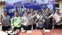 7.003 Pelanggar Lalin Ditindak Selama Operasi Zebra Semeru 2019 di Pasuruan