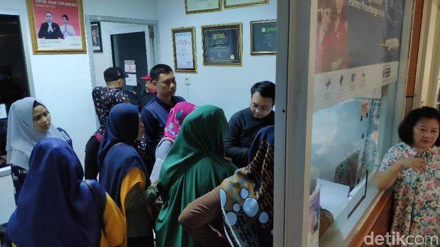 Ratusan Penumpang Sriwijaya Telantar di Bandara Hasanuddin