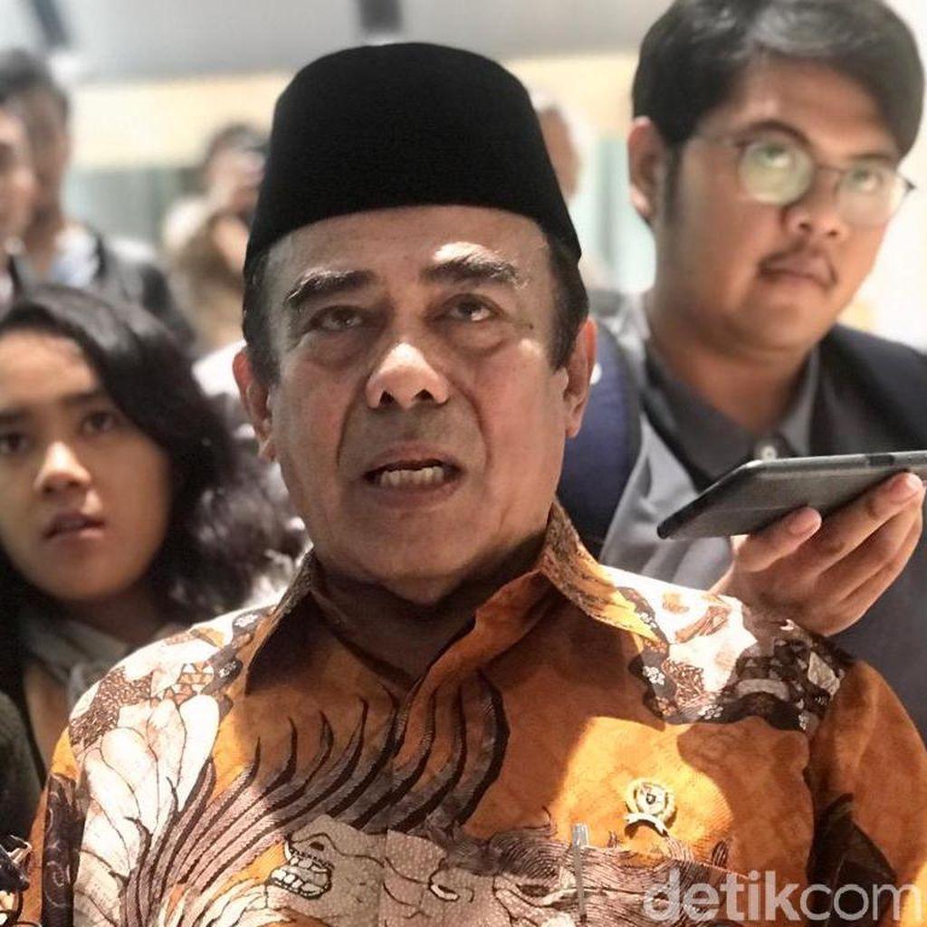 Menag Fachrul Razi: Saya Pecinta Celana Cingkrang, di Rumah Saya Pakai