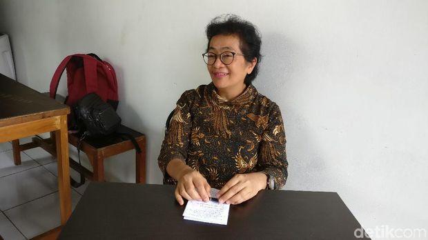 Peneliti Utama Teknologi Lingkungan Loka Penelitian Teknologi Bersih LIPI, Neni Sintawardani