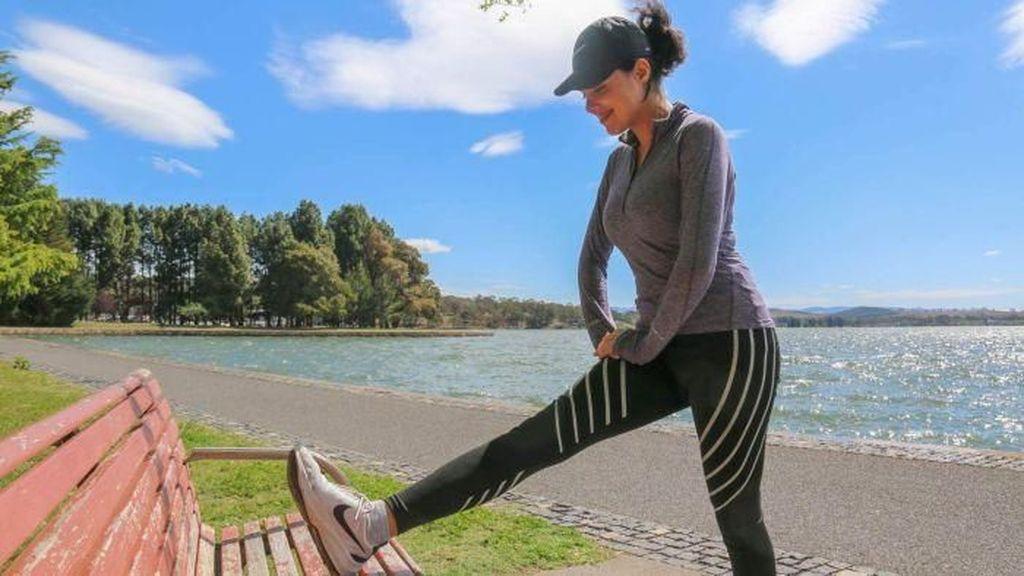 Perempuan Ini Bisa Lari Maraton di Canberra, Hal yang Tak Bisa Dilakukan di Afghanistan