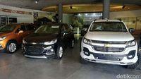 Cuci Gudang Chevrolet, Susah Pilih Warna Sesuai Selera