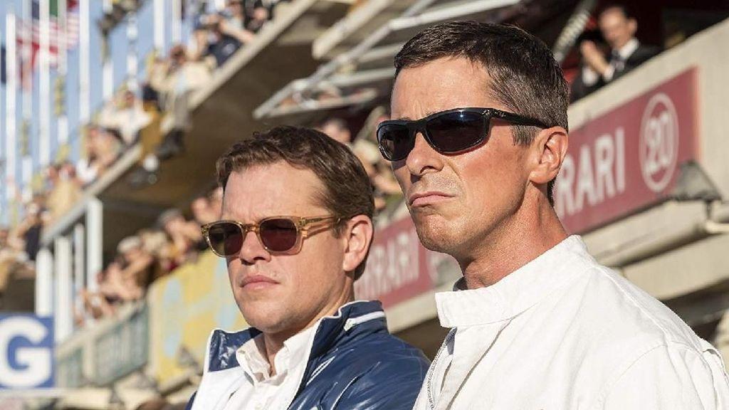 Ford v Ferrari Rajai Box Office, Joker Tembus Pendapatan US$ 1 M