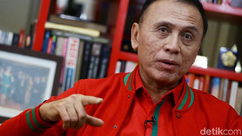 Jurus Iwan Bule Benahi PSSI dan Berantas Mafia Bola