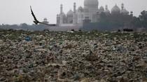Solusi Taj Mahal untuk Hadapi Polusi