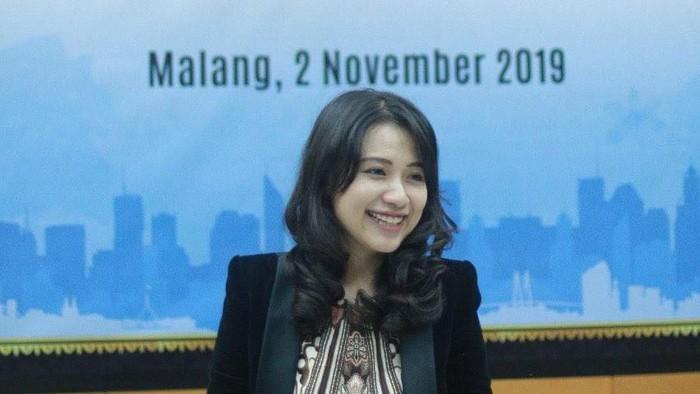 Risa Santoso, rektor termuda Indonesia. Foto: Dok. Pribadi Risa Santoso