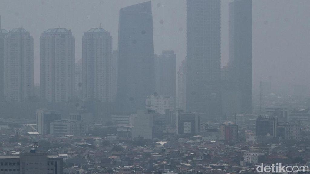 Studi: Menghirup Polusi Udara Bisa Bikin Kegemukan