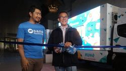 Truk LED & Mobil DANA 11.11 Keliling Jabodetabek Woro-woro #Puas11Rupiah