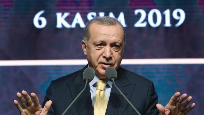 Presiden Erdogan Sebut Turki Tangkap Istri Baghdadi Tapi Tak Berkoar-koar