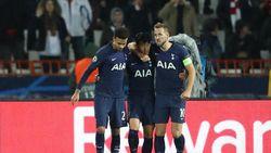 Son Dua Gol, Tottenham Lumat Red Star Belgrade 4-0
