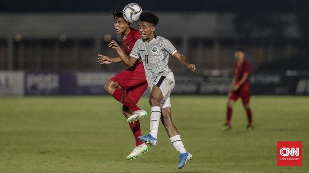 LIVE REPORT: Timnas Indonesia U-19 vs Hong Kong