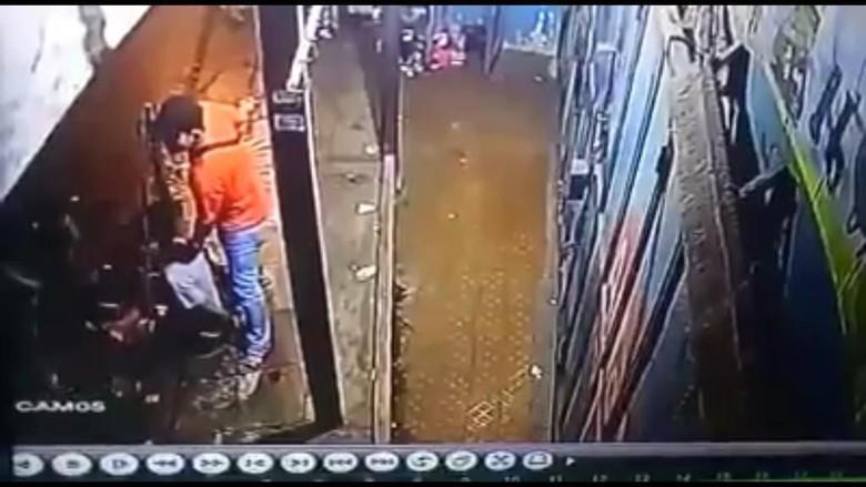 Viral Video Pria Dijebak Polisi di Kalideres, Ini Penjelasan Kapolsek