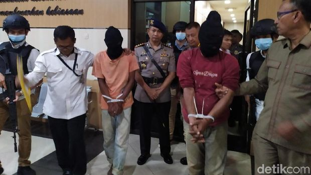 Pimpinan Kelompok yang Bikin Video 'Kemerdekaan Aceh Darussalam' Ditangkap
