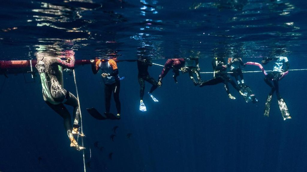 Saat Atlet Mancanegara Puji Sabang Cocok untuk Freediving