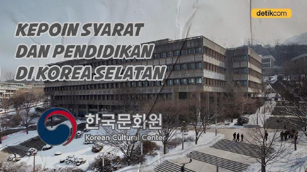 Ktalk Ep 12: Mengenal Pendidikan di Korea Selatan