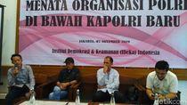 Imparsial Harap di Bawah Idham Aziz Polri Bebas dari Politik