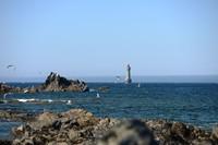 Semenanjung kecil di tengah lautan Brittany jadi laut yang berbahaya. Bisa dibilang, keberadaan Semenanjung ini mengarah ke Samudera Atlantik. Wilayah ini juga dikenal dengan badai dan gelombang raksasanya. (iStock)