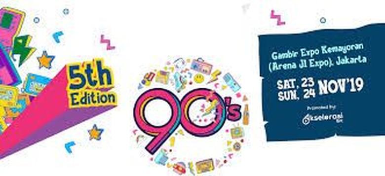 Foto: The 90s Festival