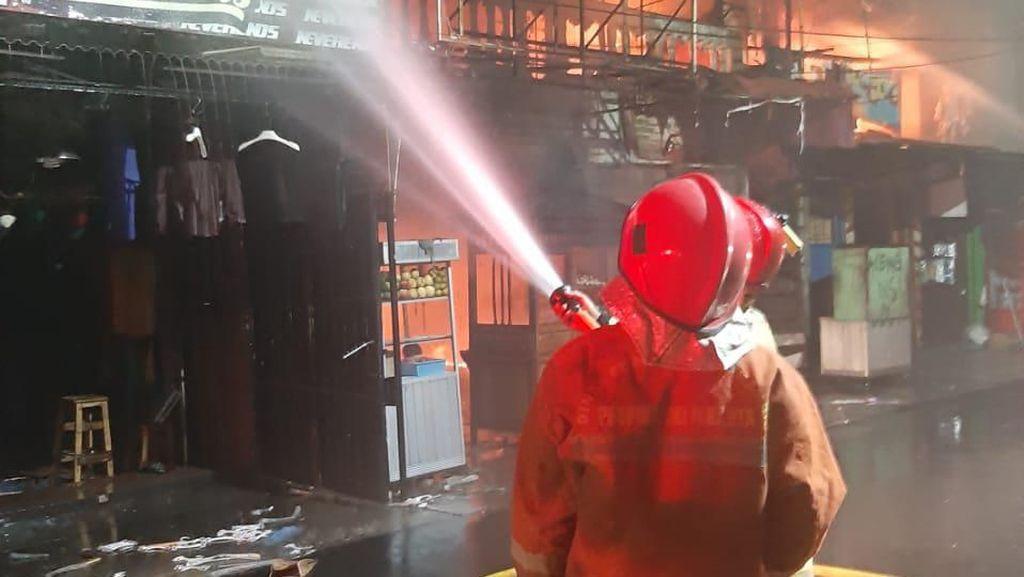 Kebakaran Rumah di Tambora Jakbar Diduga Akibat Ledakan Kompor Gas