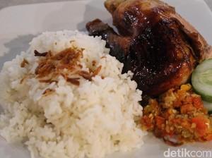 Chickro: Nikmatnya Ayam Panggang Jumbo Bumbu Madu yang Empuk Manis