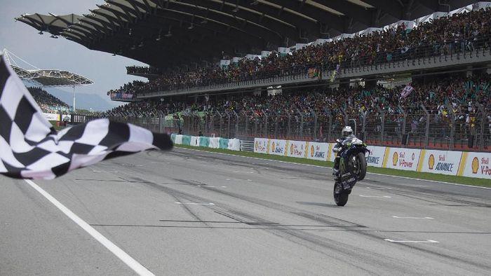 Setelah menang di MotoGP Malaysia, bisakah Maverick Vinales memanfaatkan momentumnya di MotoGP Valencia? (Mirco Lazzari gp / Getty Images)