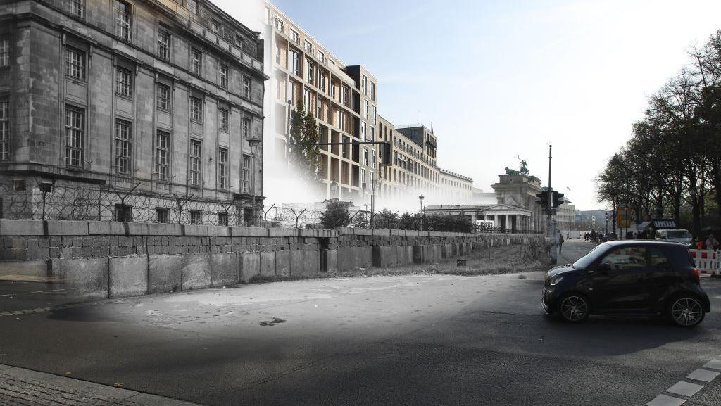 Mengenang 30 Tahun Runtuhnya Tembok Berlin