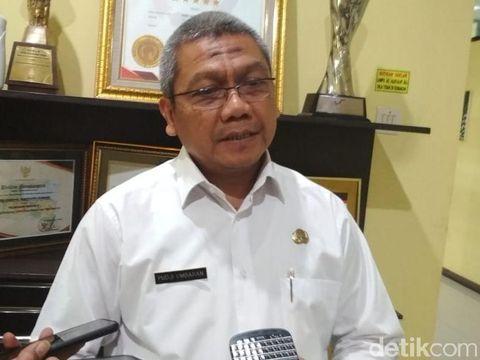 Direktur RSUD Jombang dr Pudji Umbaran/