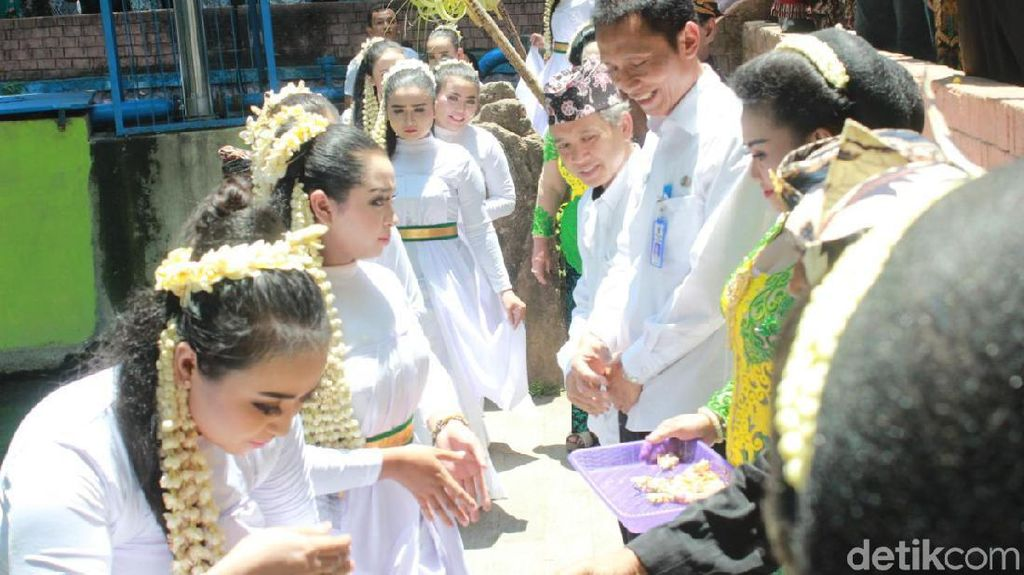 Siraman Waranggono, Ikon Wisata Budaya Khas Tuban